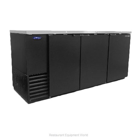 Nor-Lake NLBB79 Backbar Cabinet Refrigerated