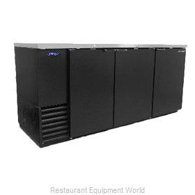Nor-Lake NLBB79 Back Bar Cabinet, Refrigerated
