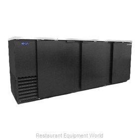 Nor-Lake NLBB95 Back Bar Cabinet, Refrigerated