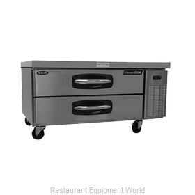 Nor-Lake NLCB48 Equipment Stand, Refrigerated Base