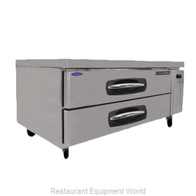 Nor-Lake NLCB53 Equipment Stand, Refrigerated Base