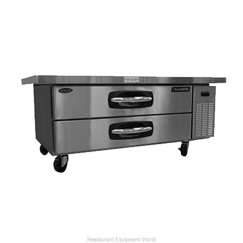 Nor-Lake NLCB60 Equipment Stand, Refrigerated Base