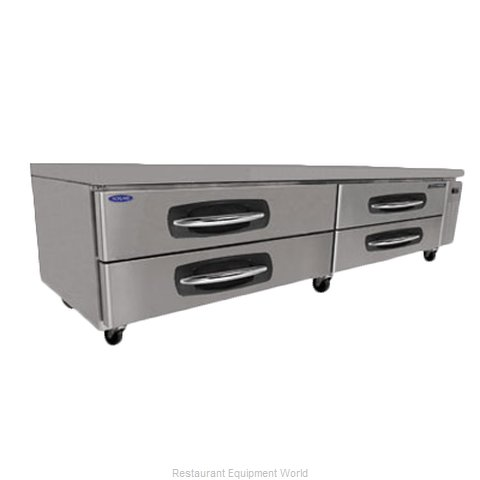 Nor-Lake NLCB96 Equipment Stand, Refrigerated Base