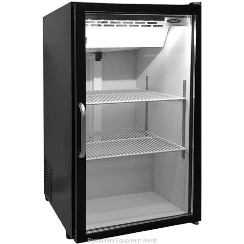 Nor-Lake NLCTM7-B Refrigerator Merchandiser