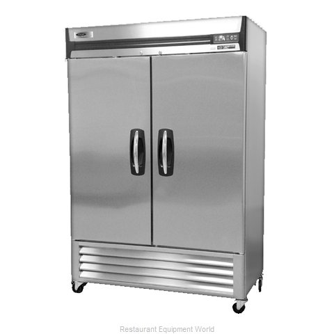 Nor-Lake NLF49-S Bottom Mount Reach-In Freezer