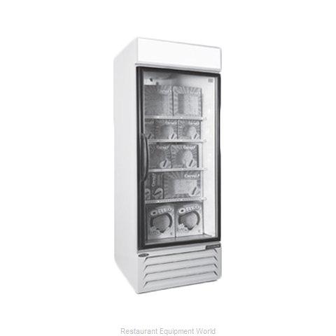Nor-Lake NLGFP27-HG-W Freezer, Merchandiser