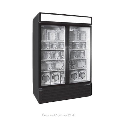 Nor-Lake NLGFP48-HG-B Freezer, Merchandiser