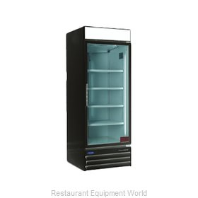 Nor-Lake NLGR26H-B Refrigerator, Merchandiser