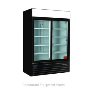 Nor-Lake NLGR48S-B Refrigerator, Merchandiser