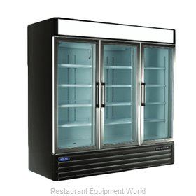 Nor-Lake NLGR70H-B Refrigerator, Merchandiser