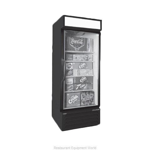 Nor-Lake NLGRP23-HG-B Refrigerator, Merchandiser (Magnified)