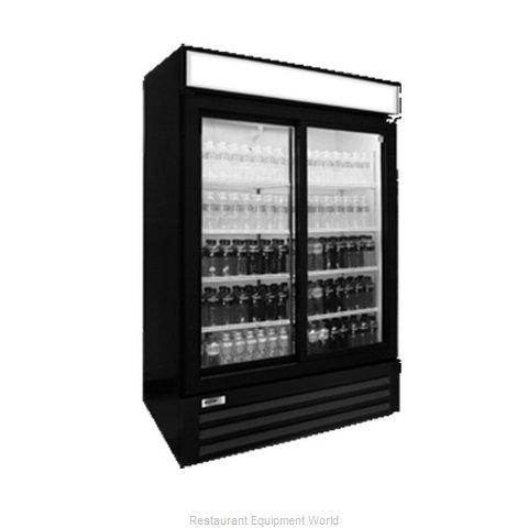 Nor-Lake NLGRP48-SL-W Refrigerator, Merchandiser