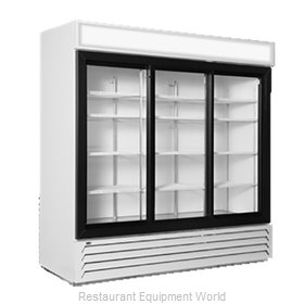 Nor-Lake NLGRP74-SL-W Refrigerator, Merchandiser