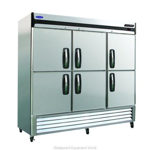 Nor-Lake NLR72-SH Refrigerator, Reach-In