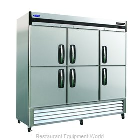 Nor-Lake NLR72-SH Refrigerator, Reach-In