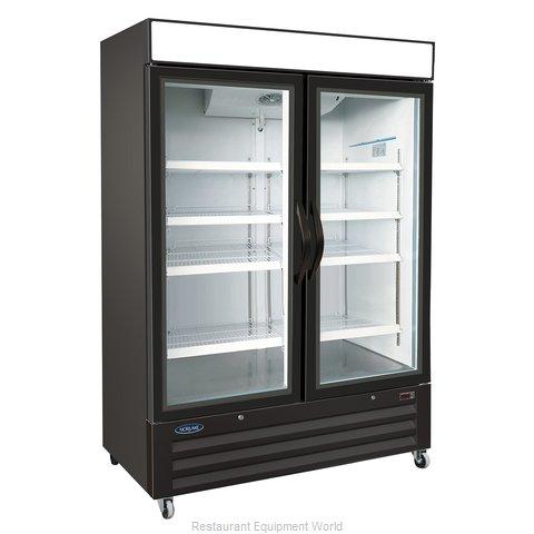 Nor-Lake NLRGM48HB Refrigerator, Merchandiser
