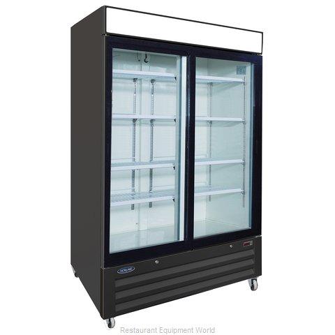 Nor-Lake NLRGM48SB Refrigerator, Merchandiser