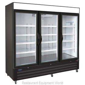 Nor-Lake NLRGM72HB Refrigerator, Merchandiser