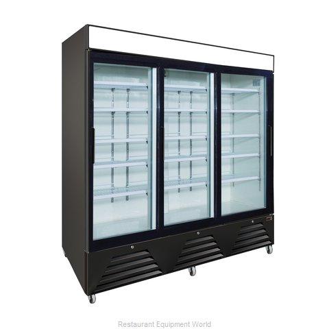 Nor-Lake NLRGM72SB Refrigerator, Merchandiser