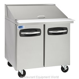 Nor-Lake NLSMP36-15 Mega Top Sandwich Unit