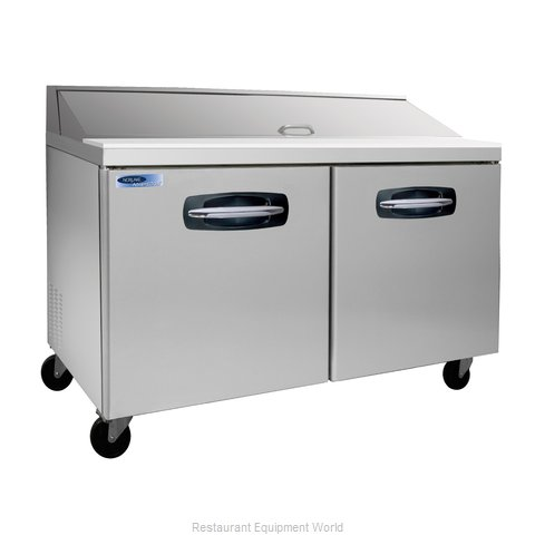 Nor-Lake NLSP60-16 Sandwich Food Prep Table