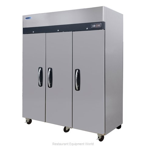 Nor-Lake NLTR72-S Refrigerator, Reach-In