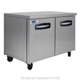 Nor-Lake NLUF48 Undercounter Freezer