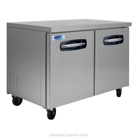 Nor-Lake NLUR48 Undercounter Refrigerator/Worktable