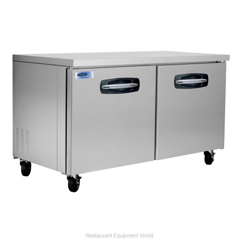 Nor-Lake NLUR60 Undercounter Refrigerator/Worktable
