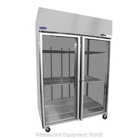 Nor-Lake NR522SSG/0R Refrigerator, Reach-In