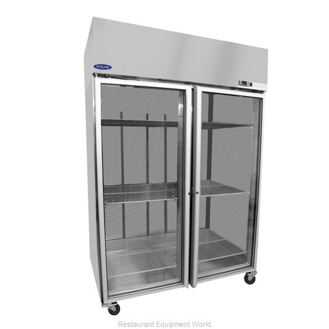 Nor-Lake NR522SSG/0X Reach-in Refrigerator 2 sections