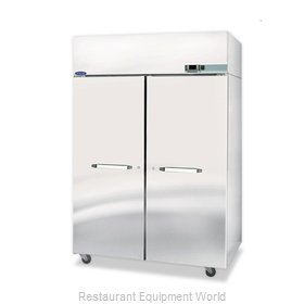 Nor-Lake NR524SSG/0 Refrigerator, Reach-In