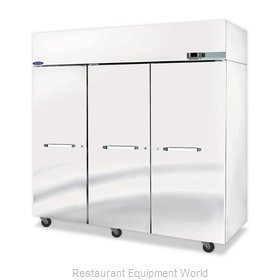 Nor-Lake NR803SSG/0 Reach-in Refrigerator 3 sections