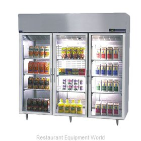 Nor-Lake NR803SSG/0X Reach-in Refrigerator 3 sections