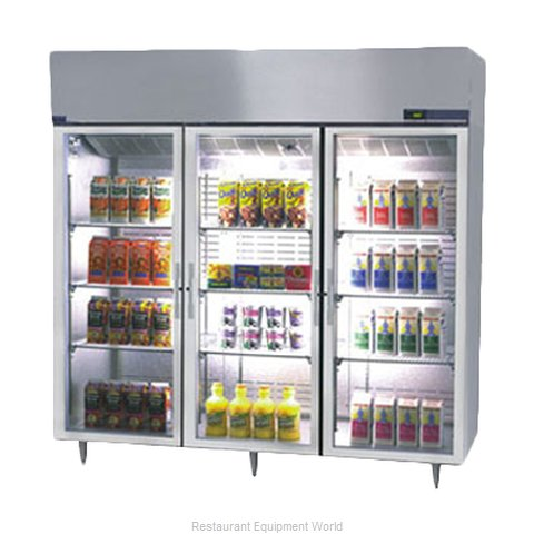 Nor-Lake NR806SSG/0 Reach-in Refrigerator 3 sections