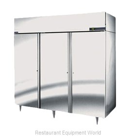 Nor-Lake NR806SSS/0 Reach-in Refrigerator 3 sections