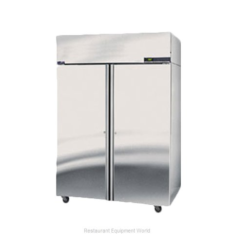 Nor-Lake NW482SSS/8 Reach-In Heated Cabinet 2 section