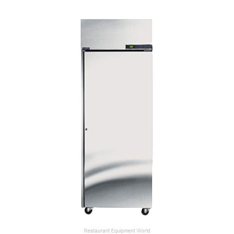 Nor-Lake PR242SSS/0X Pass-Thru Refrigerator 1 section