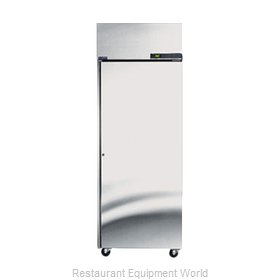 Nor-Lake PR242SSS/0X Refrigerator, Pass-Thru
