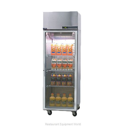 Nor-Lake PR243SSS/0 Pass-Thru Refrigerator 1 section