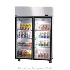 Nor-Lake PR524SSG/0X Refrigerator, Pass-Thru