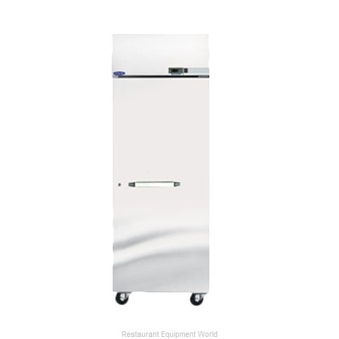 Nor-Lake PW252SSG/0 Heated Cabinet, Pass-Thru (Magnified)