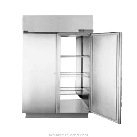 Nor-Lake PWW724SSS/8 Heated Cabinet, Roll-Thru