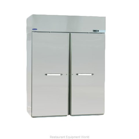 Nor-Lake WR722SSS/0 Roll-in Refrigerator 2 sections