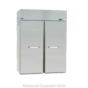 Nor-Lake WR722SSS/0X Roll-in Refrigerator 2 sections