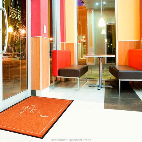Notrax 193S041000 Floor Mat, Carpet