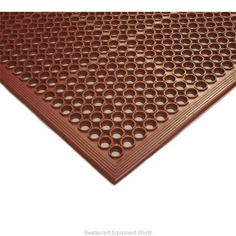 Notrax T30S0035RD Floor Mat, General Purpose (Magnified)
