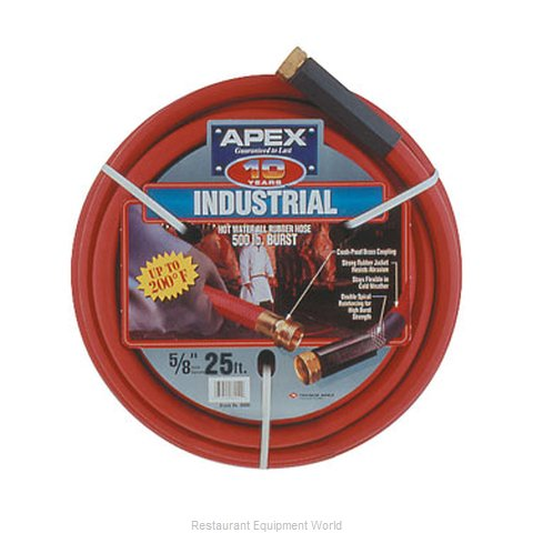 Notrax T43S5025RD Hot Water Hose