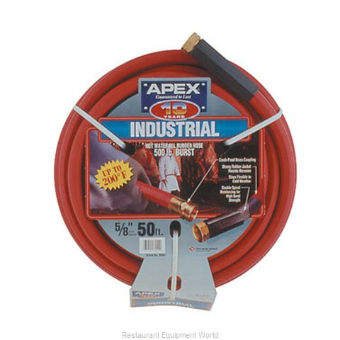 Notrax T43S5050RD Hot Water Hose