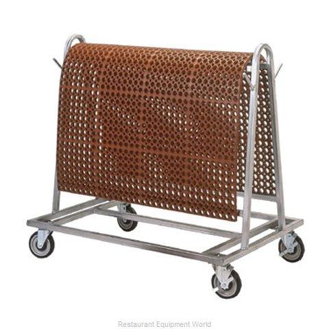 Notrax T44SRACK00 Cart, Mat